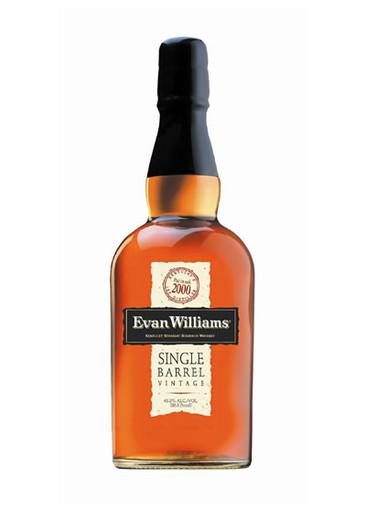Evan Williams Single Barrel