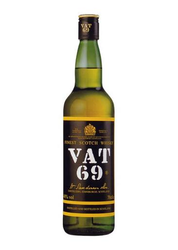 Vat 69 Gold