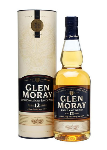 Glen Moray Single 12 Years Old
