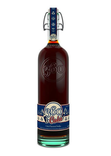 360 Cola & Vodka