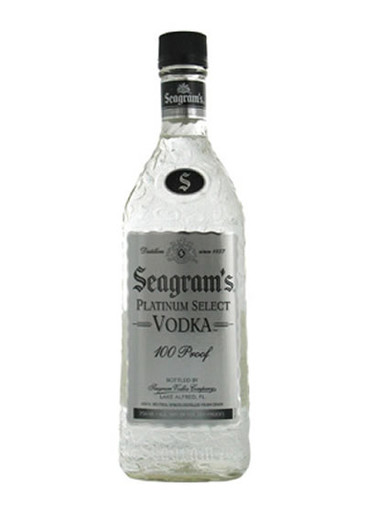 Seagrams 100 Proof