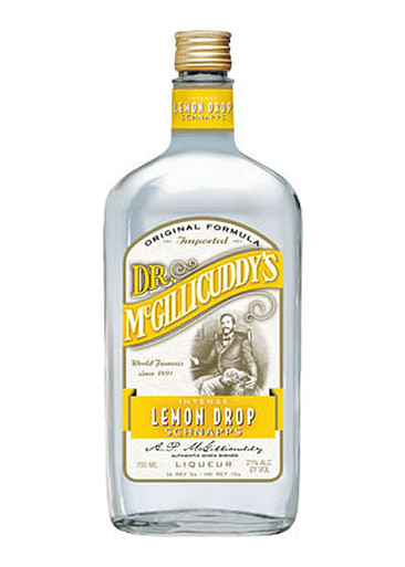Dr Mcgillicuddy's Lemon Drop Schnapps