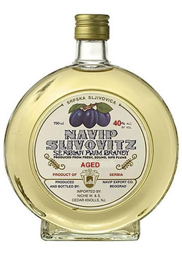 Navip Slivovitz,   Навип Шљивовица, стар, 80 доказ / 40% алкохола