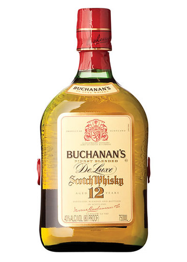 Buchanans 12 Years Old 1.75