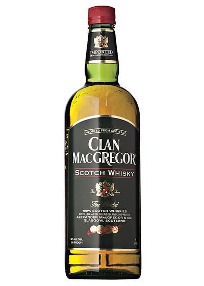Clan Macgregor 175L Liquor Barn