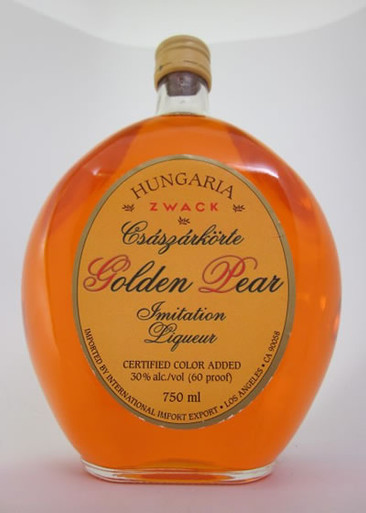 Zwack Hungaria Golden Pear Liqueur