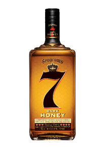 Seagrams 7 Crown Honey