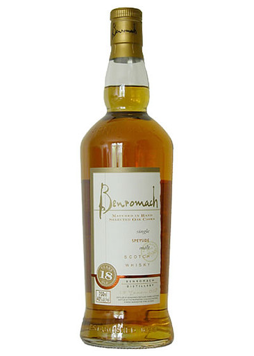 Benromach 18 Year
