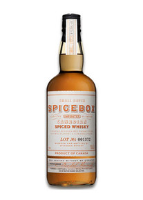 Spicebox Spiced Whiskey 750