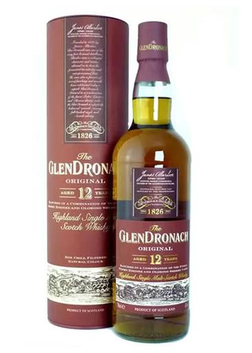 Glendronach 12 Year Old Original