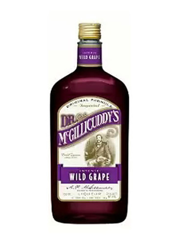 Dr Mcgillicuddy's Wild Grape