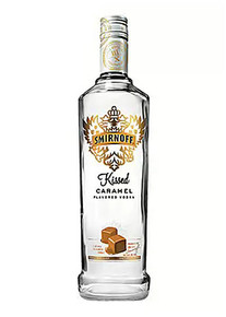 Smirnoff Kissed Caramel