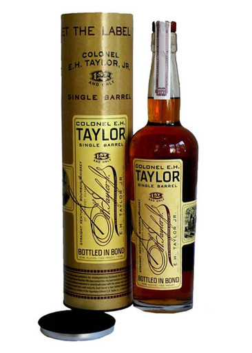 Colonel E.H. Taylor, Jr. Single Barrel