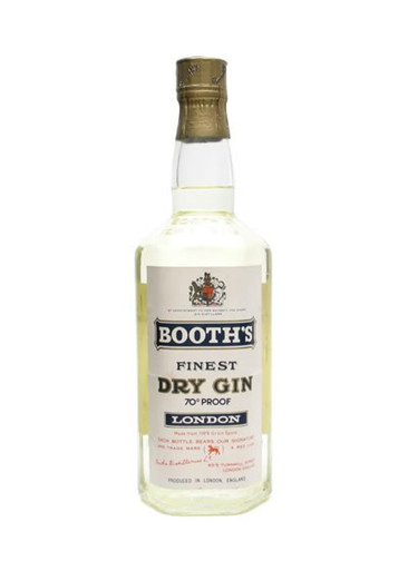 Booths Dry Gin 750