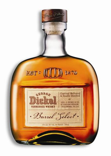 George Dickel Barrel Select