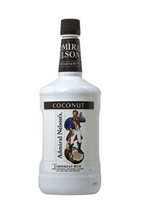 Admiral Nelson Coconut Rum 1.75