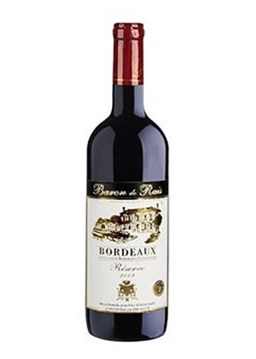 Baron De Rais Bordeaux Reserve