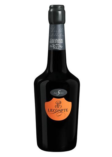 Lecompte 5 Year Calvados