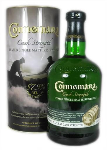 Connemara Cask Strength