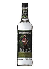 Captain Morgan Lime Bite 750