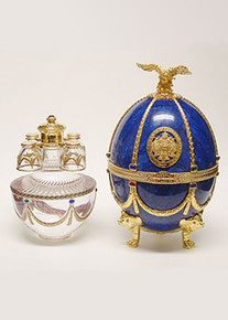 Imperial Collection Fabrege Egg