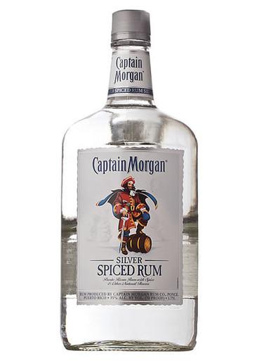 Captain Morgan Silver 1.75