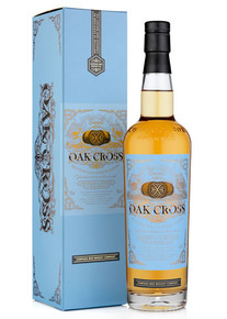 Compass Box Oak Cross