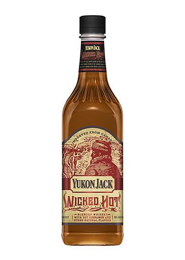 Yukon Jack Wicked Hot