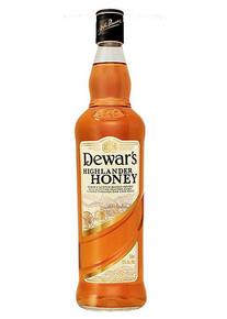 Dewars Highlander Honey
