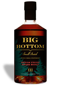 Big Bottom American Straight Bourbon 111