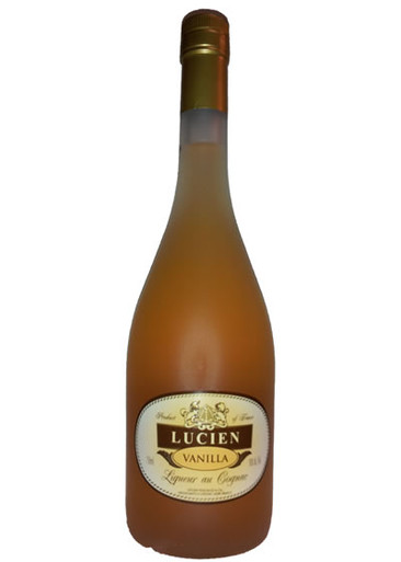 Lucien Vanilla and Cognac