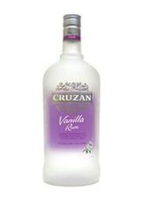 Cruzan Vanilla Rum 1.75