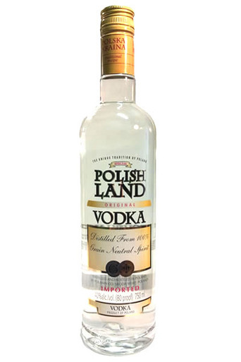 Polish Land Vodka