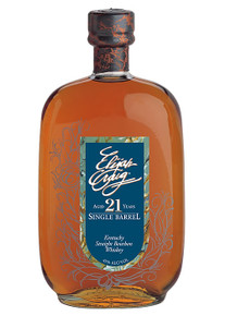 Elijah Craig 21 Year Old Single Barrel
