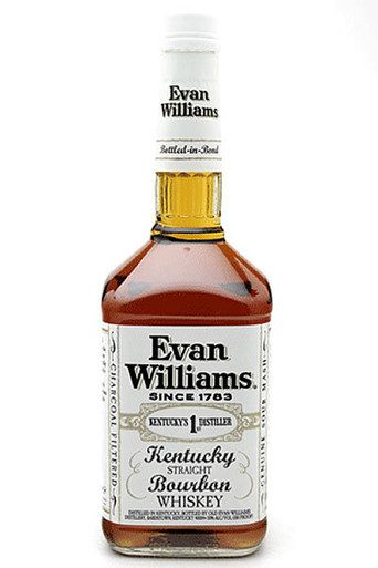 Evan Williams White Label