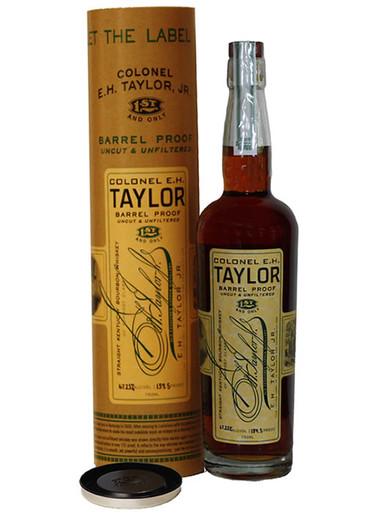 Colonel E.H. Taylor, Jr. Barrel Proof