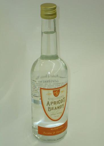 Bozic's Apricot Brandy