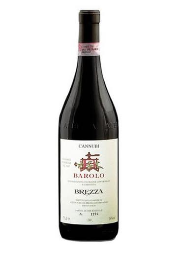 Brezza Barolo Cannubi