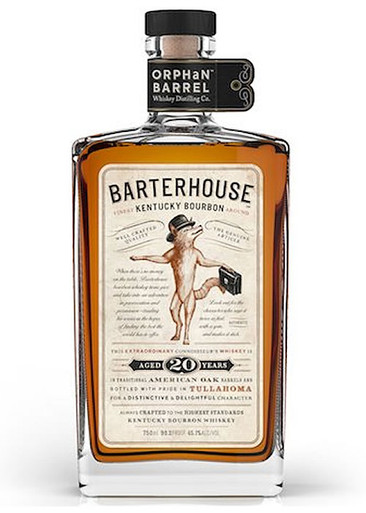 Orphan Barrel Barterhouse 20 Year Bourbon
