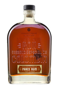 Parce Straight Colombian Rum 12 Year
