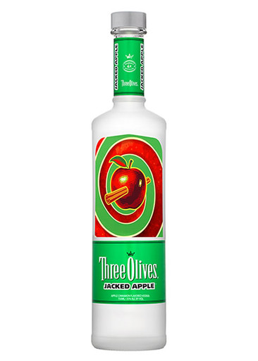 Three Olives Jacked Apple