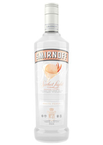 Smirnoff Sorbet Light White Peach