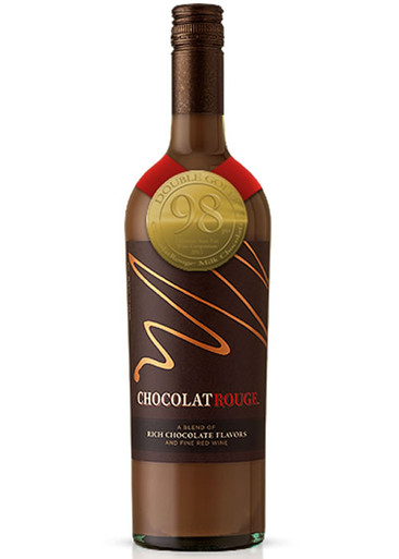 ChocolatRouge Milk Chocolate Wine