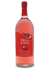 Wild Vines Strawberry White Zinfandel