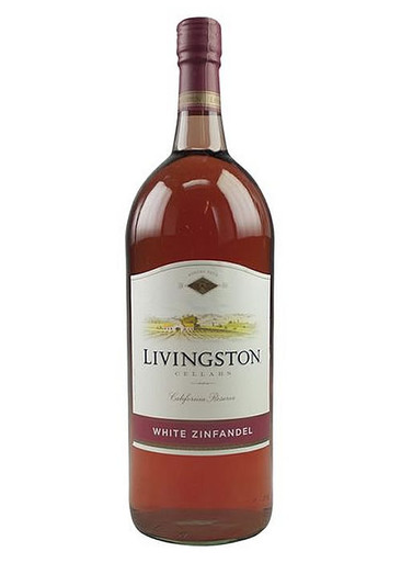 Livingston White Zinfandel 1.5L