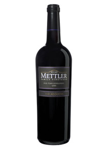 Mettler Vineyards Epicenter Old Vine Zinfandel