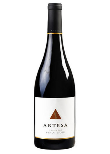 Artesa Pinot Noir Carneros