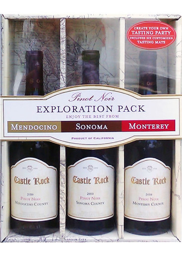 Castle Rock Exploration Pack
