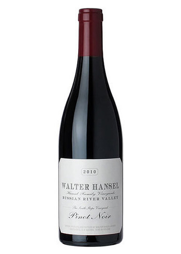 Walter Hansel Russian River Valley Pinot Noir