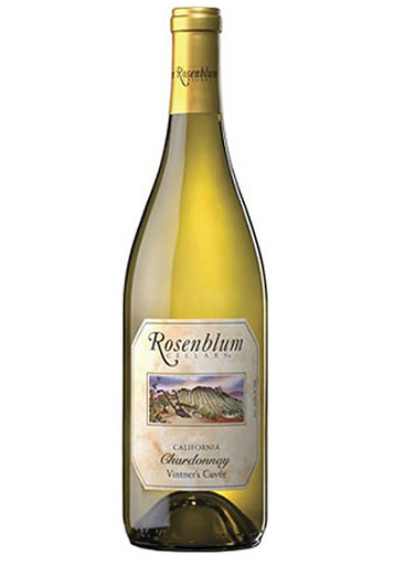Rosenblum Vintners Collection Chardonnay